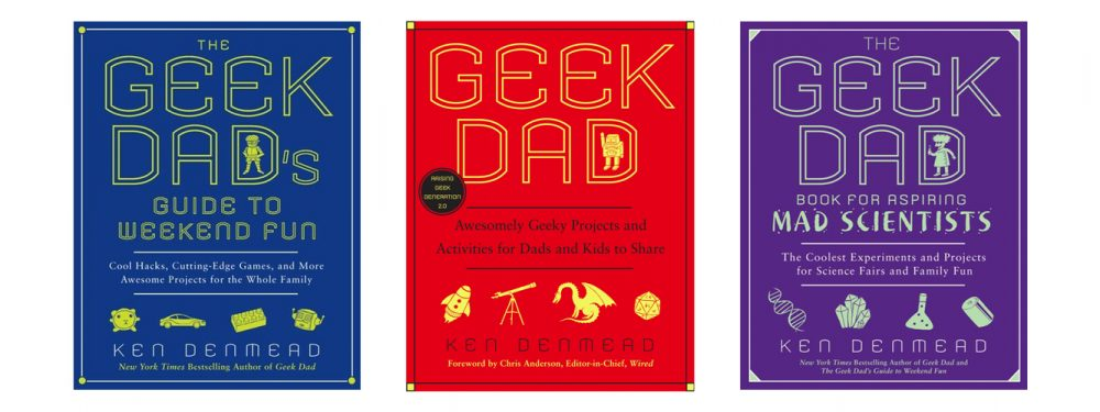 The Geek Dad Books